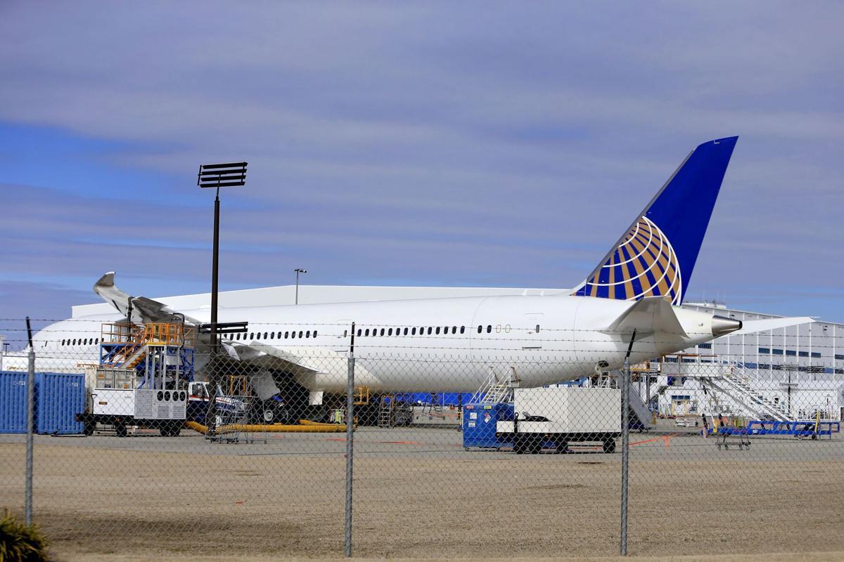 787-9 makes dashing debut at Boeing South Carolina
