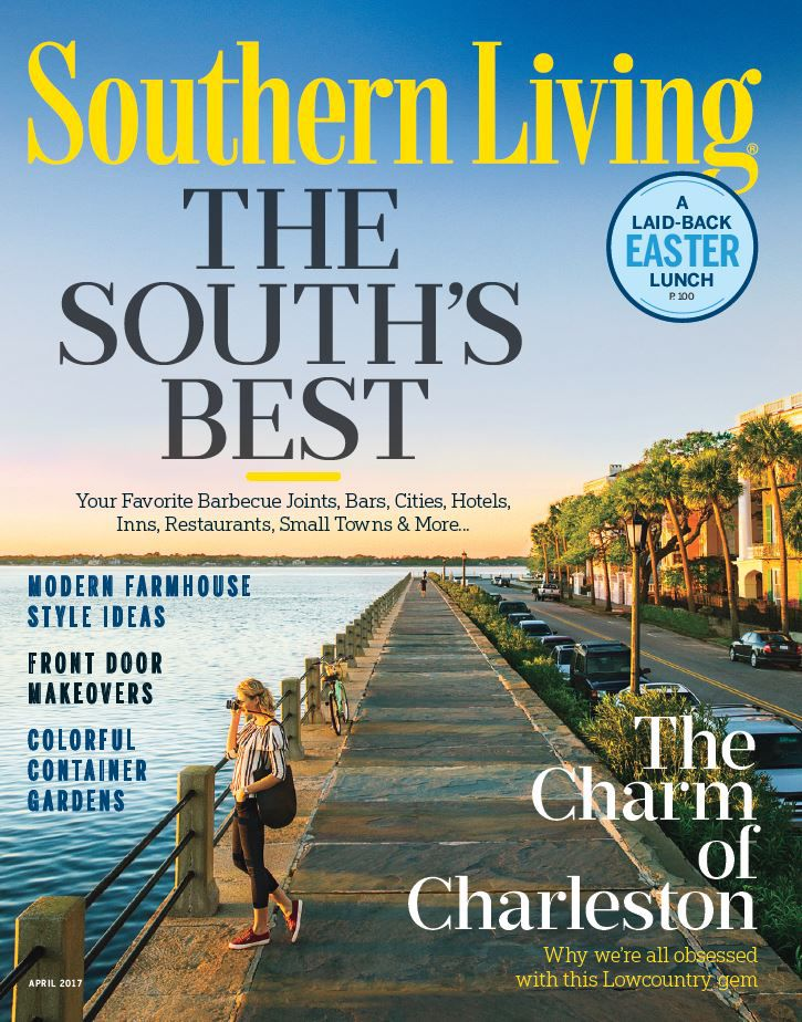 Charleston named 'The South's Best City of 2017' by ...