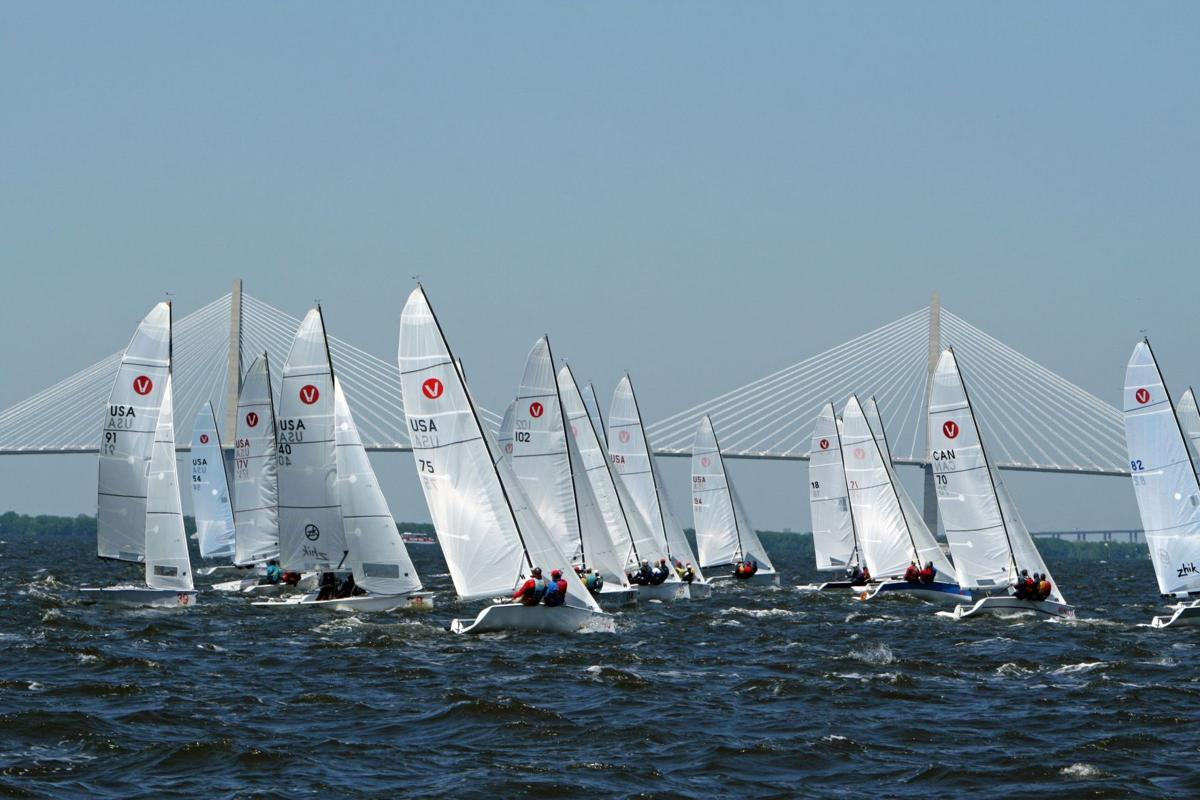Two major boating events sail to town this weekend