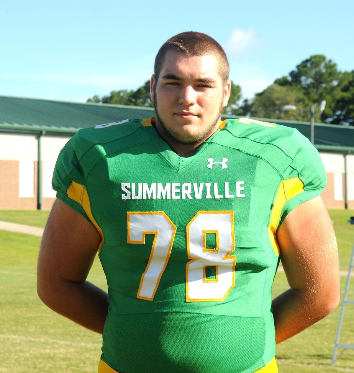 Summerville's Zack Bailey commits to South Carolina over Clemson