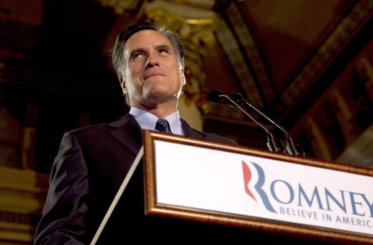 Romney sweeps Wis., Md., D.C. primaries