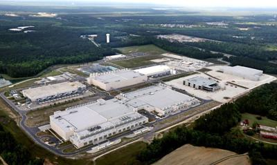 Google plans for more expansion at Berkeley County site (copy) (copy)