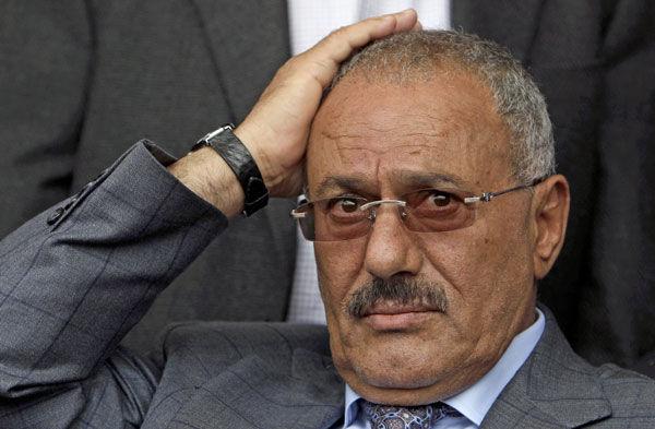 Yemeni president returns from Saudi Arabia