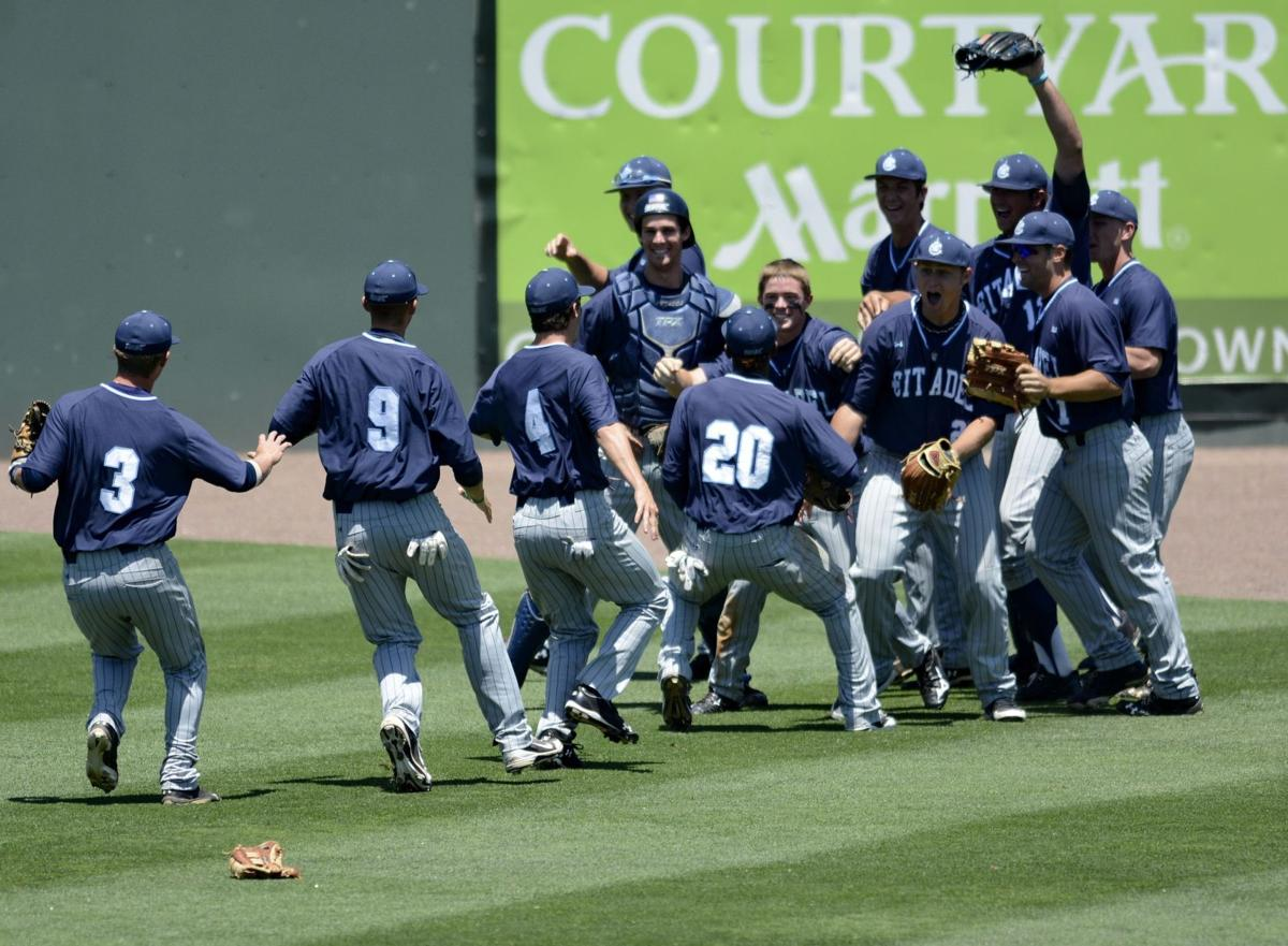 One win from SoCon baseball title, Citadel will face Elon in Sunday final