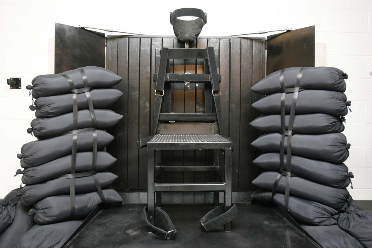 Bill proposes firing squad executions