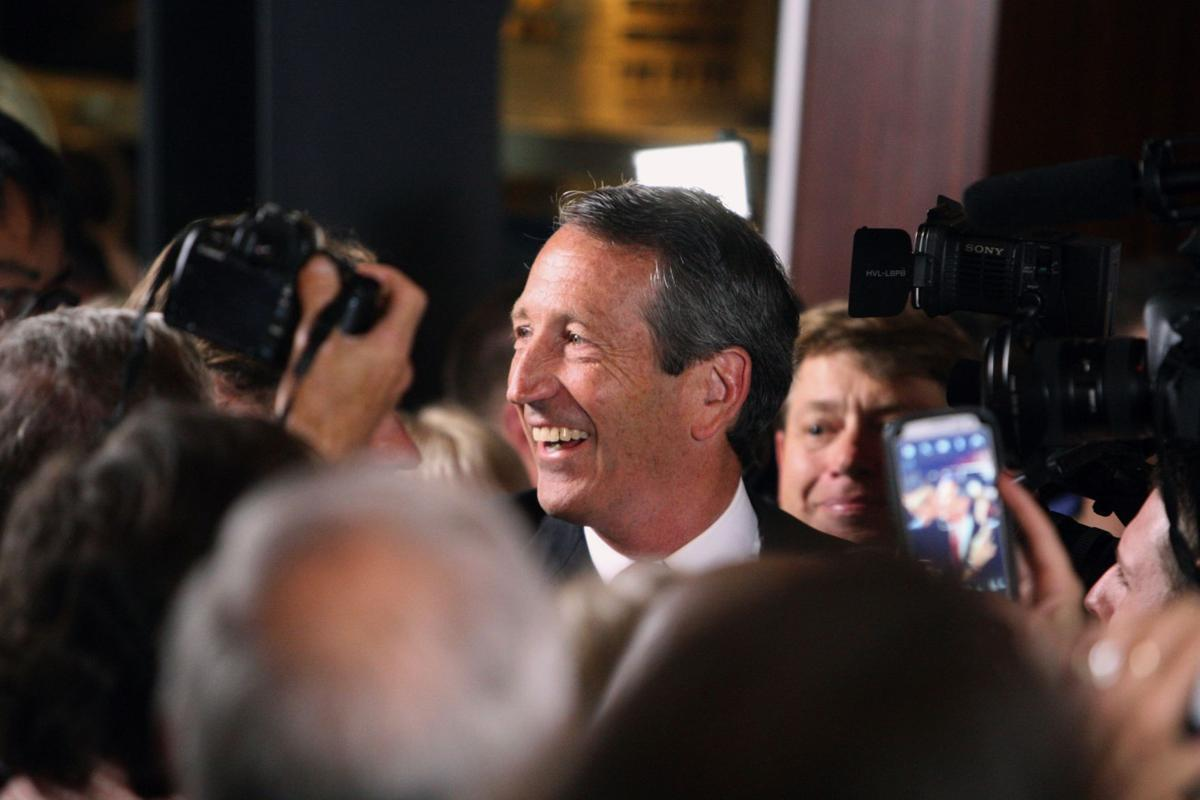 Sanford gets second chance on political scrap heap 4 years ago, ex-governor wins 1st district seat Dems never had a chance Expect no less than staunch conservative