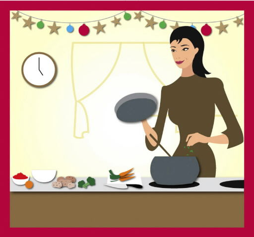 Holiday dinner shortcuts can reduce kitchen stress