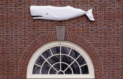 Whaling up for a good read Boston museum gears up for 'Moby-Dick' reading marathon