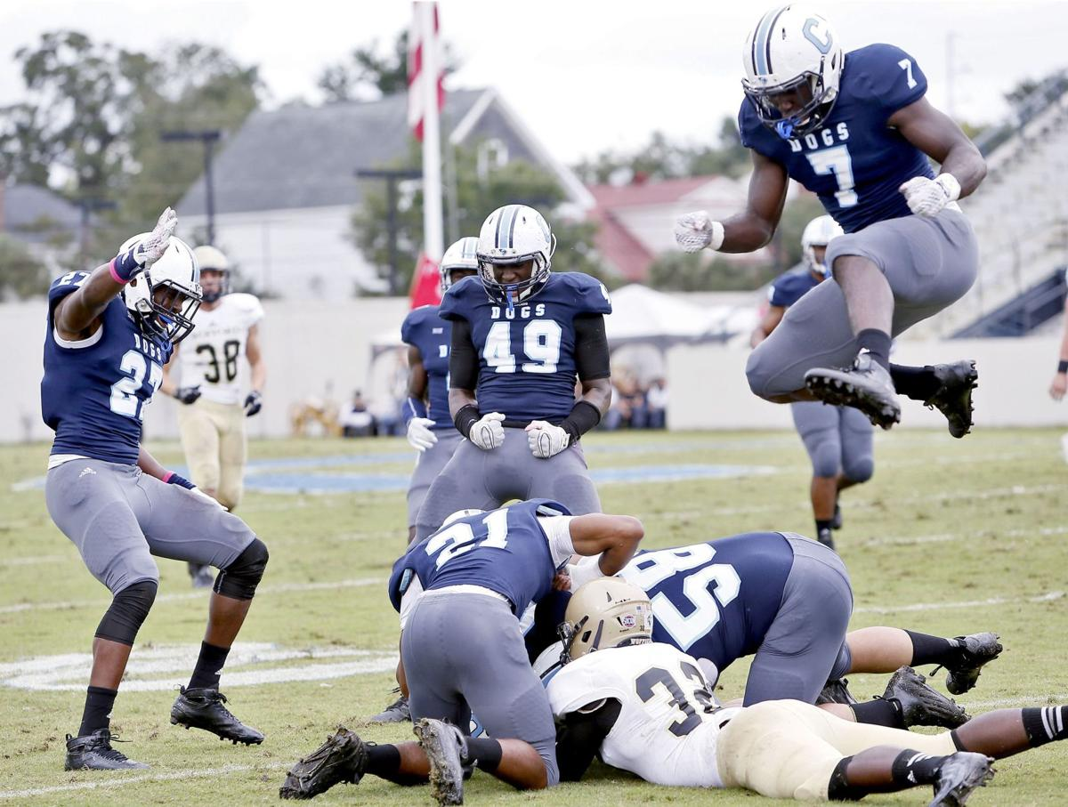 The open date that turned around The Citadel's season