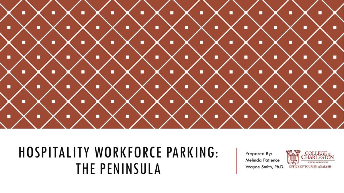 Hospitality Workforce Parking survey