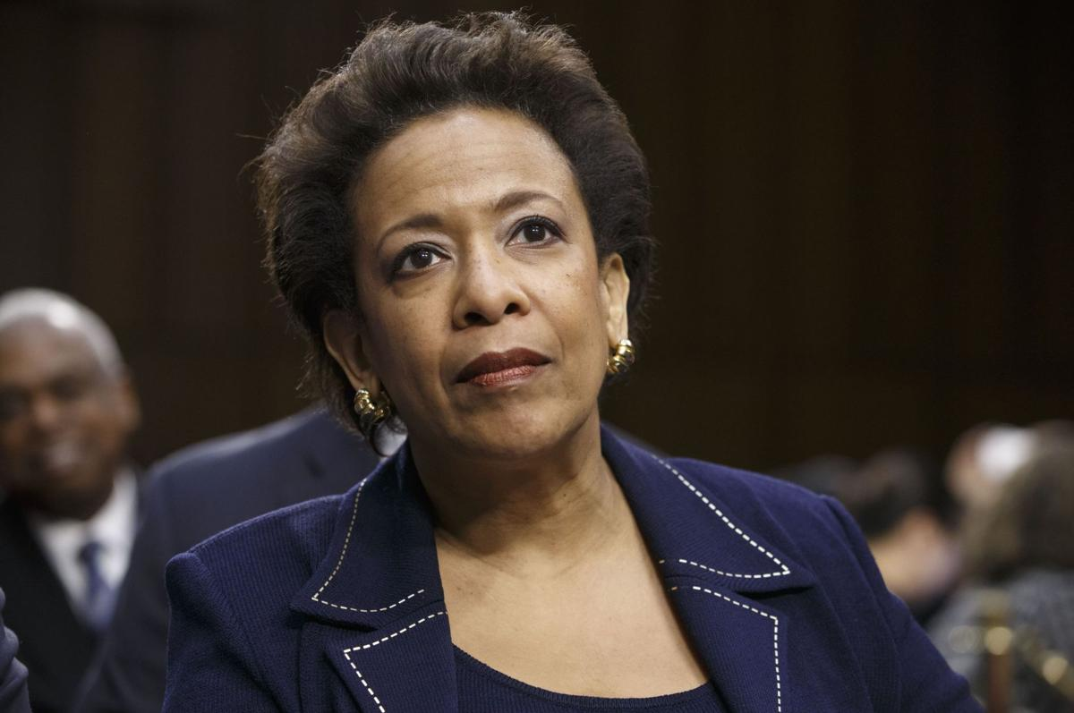 Lynch makes history after long Senate fight