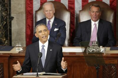 In final State of Union, Obama aims to define his presidency
