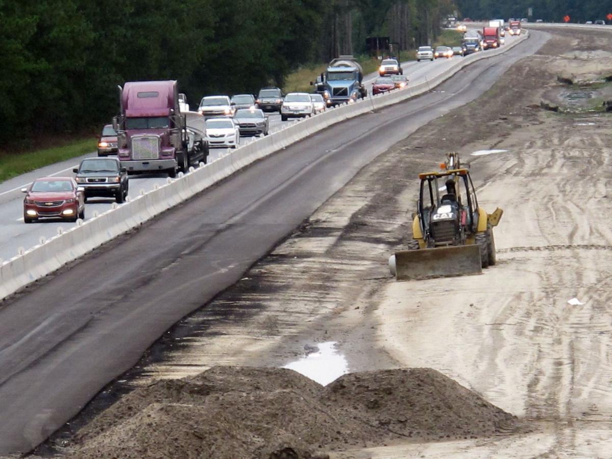 Senate leader rejects Haley's 'Band-Aid' road fix