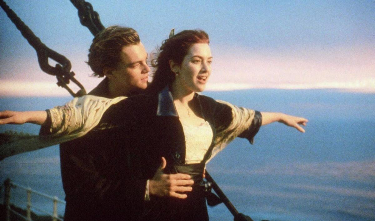 'Titanic' embarks again, this time in 3-D