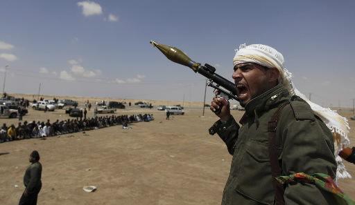 Witness: Clashes in Libya's rebel-held Misrata