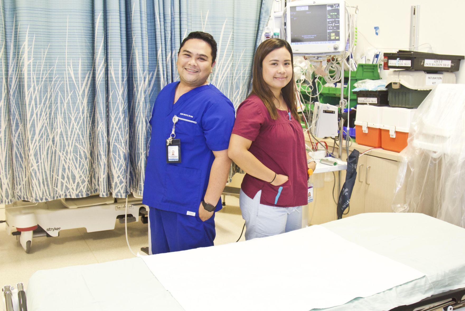 Nurses The heart of a hospital 1