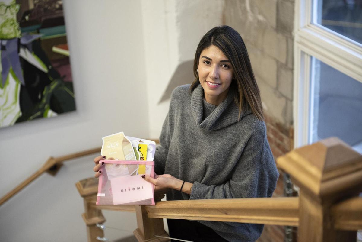 Skin care combines Korean culture, Colombian heritage