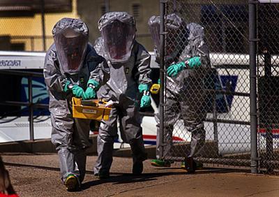 Homeland Security replacing biodefense system