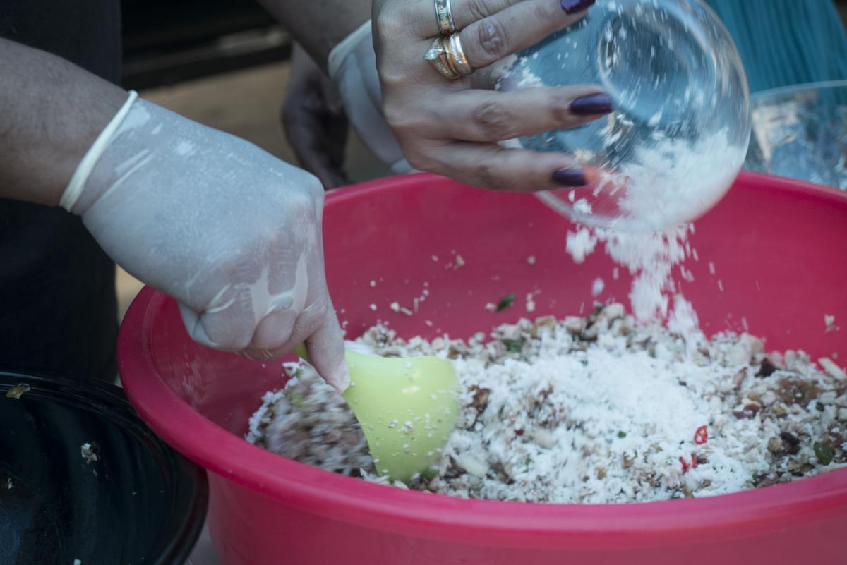 Salonga family stirs chicken kelaguen craze