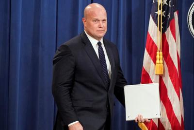 Acting US attorney general will testify before House panel