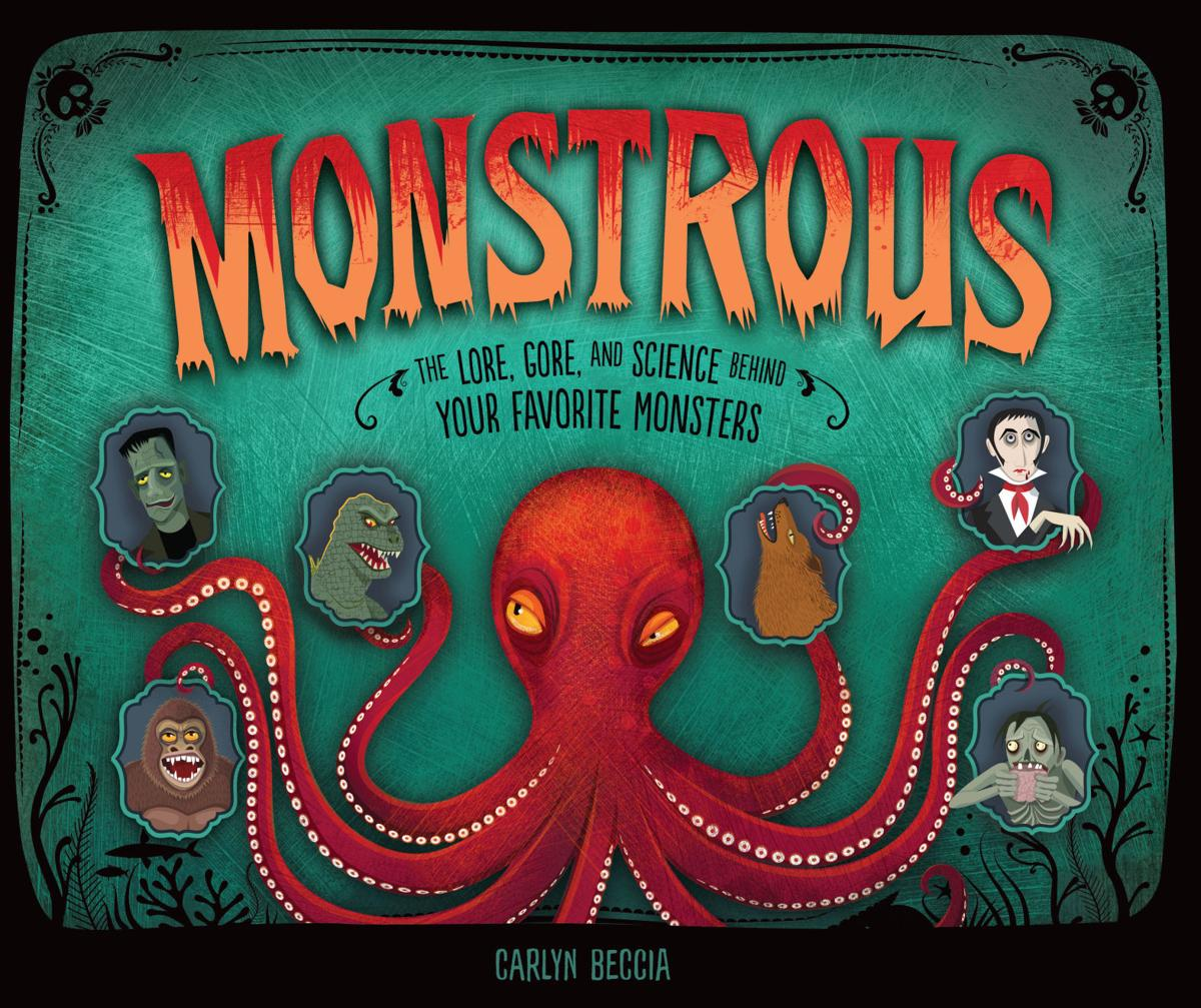 These monster tales are perfect for Halloween