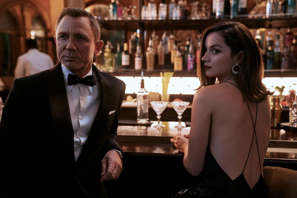 'No Time to Die' is a satisfying sendoff to Daniel Craig, in his final outing as James Bond