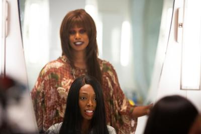 Horror comedy 'Bad Hair' adds layers to race-based workplace discrimination tale