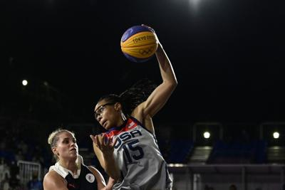 US women defeat Russian team to win gold in 3-on-3 basketball