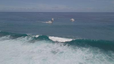 NWS warns high surf, rip currents are creating dangerous swimming conditions