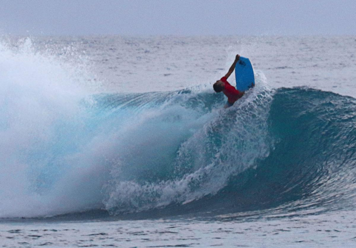 Pier, Barber win Surf the Basin