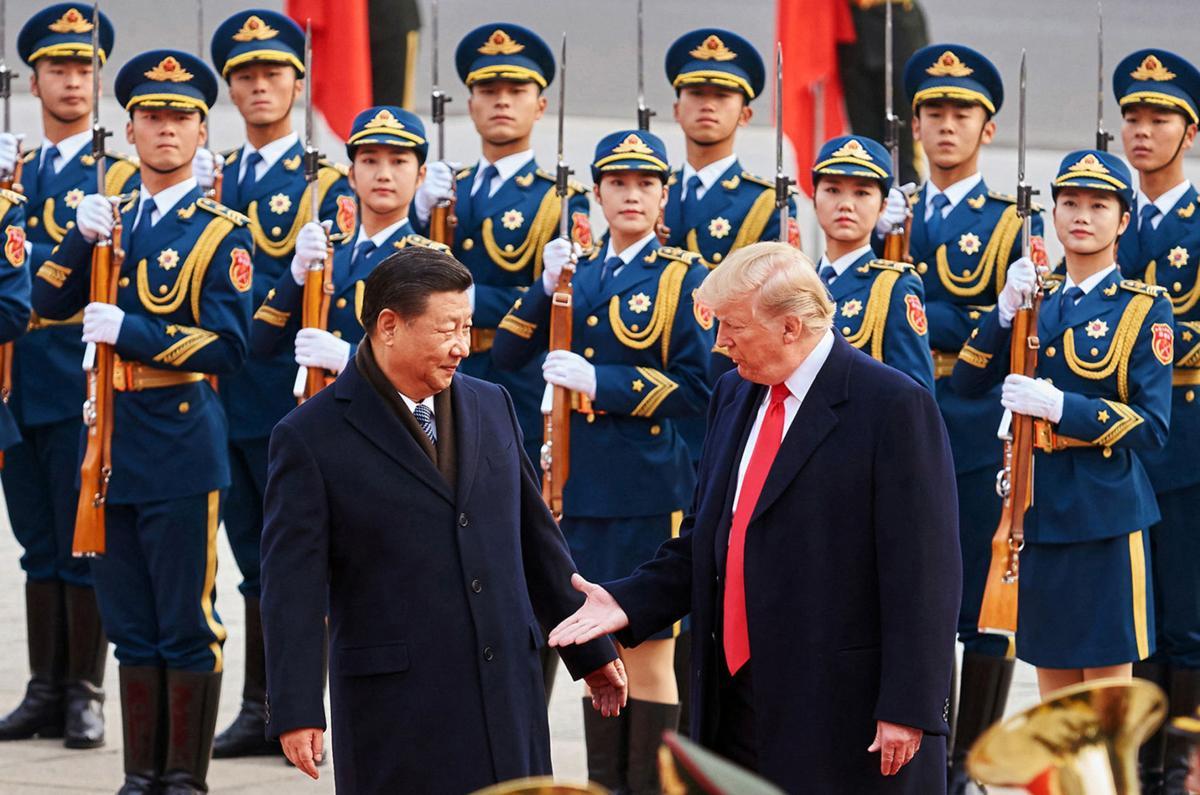 China building leverage against US investors