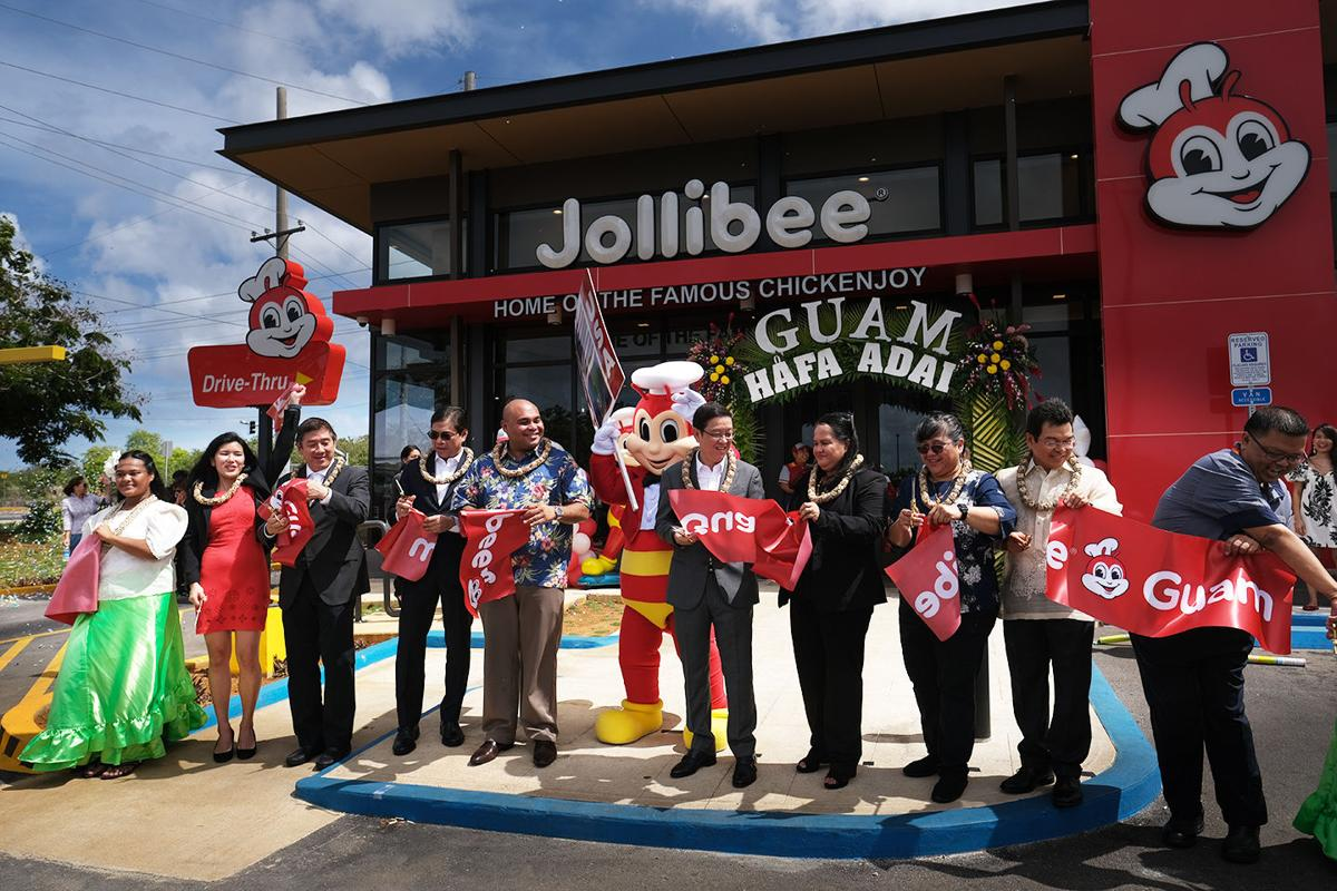 Jollibee to open at 4 new locations in 5 years
