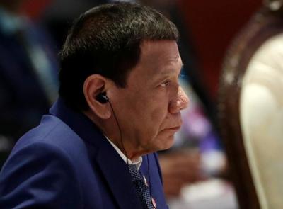 Duterte terminates Philippines troop pact, US calls move 'unfortunate'