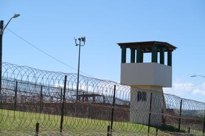 'It's like a never-ending battle': Virus outbreak at prison delays court hearings