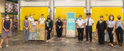 """Pay-Less Community Foundation kicks off """"COVID-19 Food Drive"""" for the holidays"""