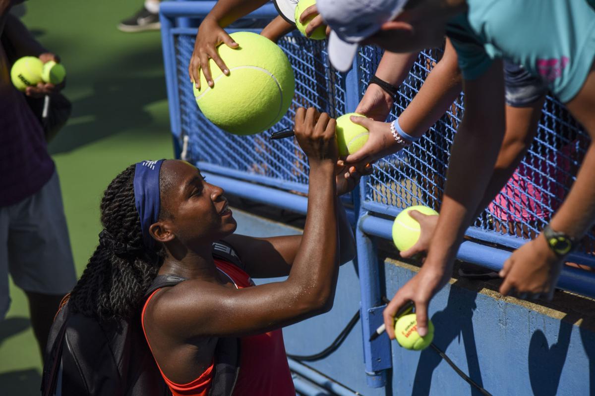 Coco highlights Citi Open's rising stars