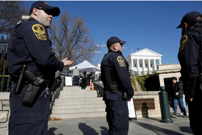 Tensions rise as gun rights rally nears in Virginia