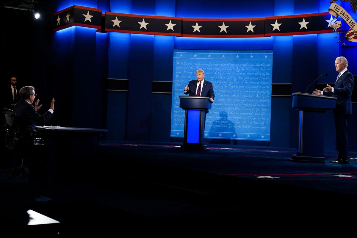 Takeaways from the first 2020 presidential debate