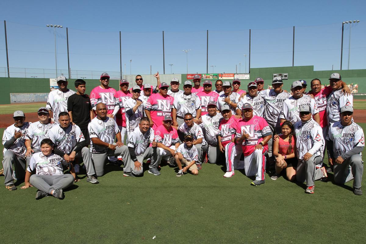 Guam masters softball makes history, wins world championship | Guam
