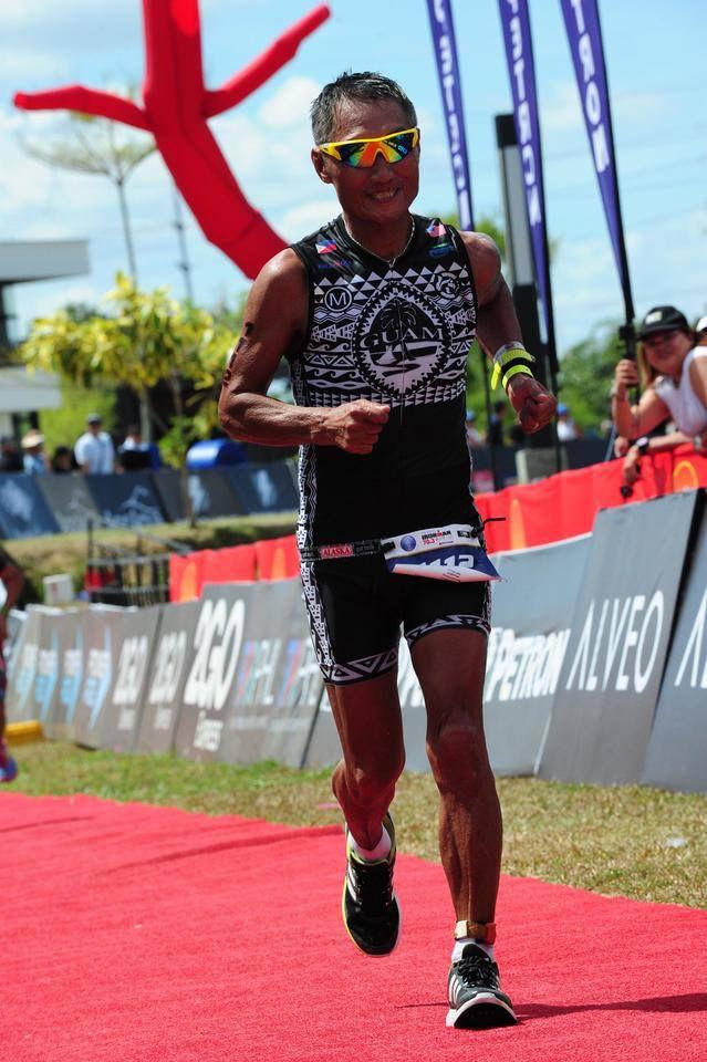 Kunimoto enjoys 'happy defeat' in Cebu