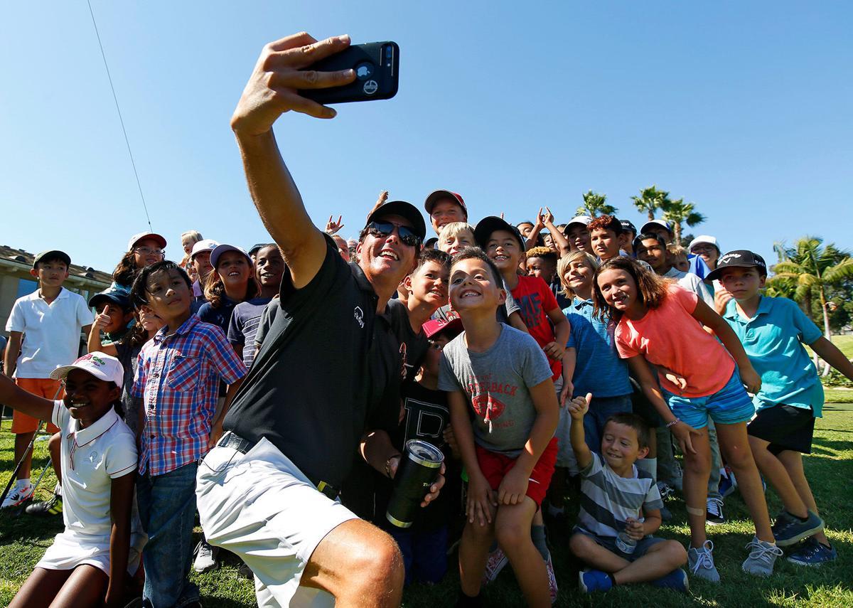 'Fun Phil' dives into social media, helps SD kids