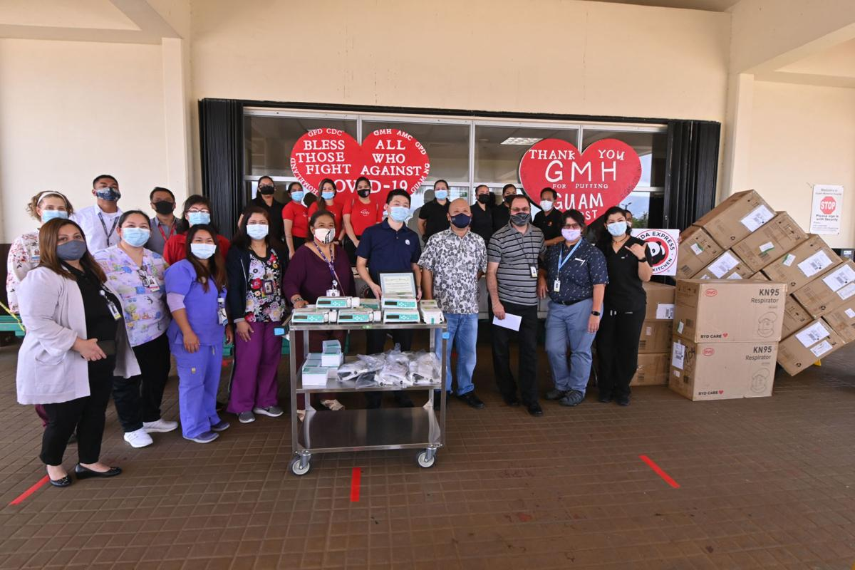 Panda Express donates $122K in equipment, meals to GMH