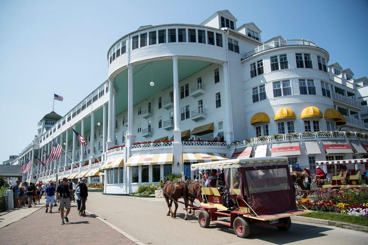 'Absolutely crazy' Mackinac Island tourism sets revenue record in 2021
