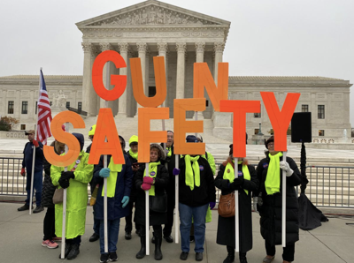 High court unsure if it will tackle gun control