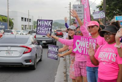 Get informed, support the fight against breast cancer