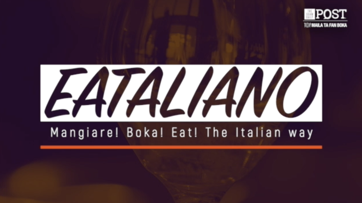 Mangiare! Boka! Eat! The Italian way at Eataliano
