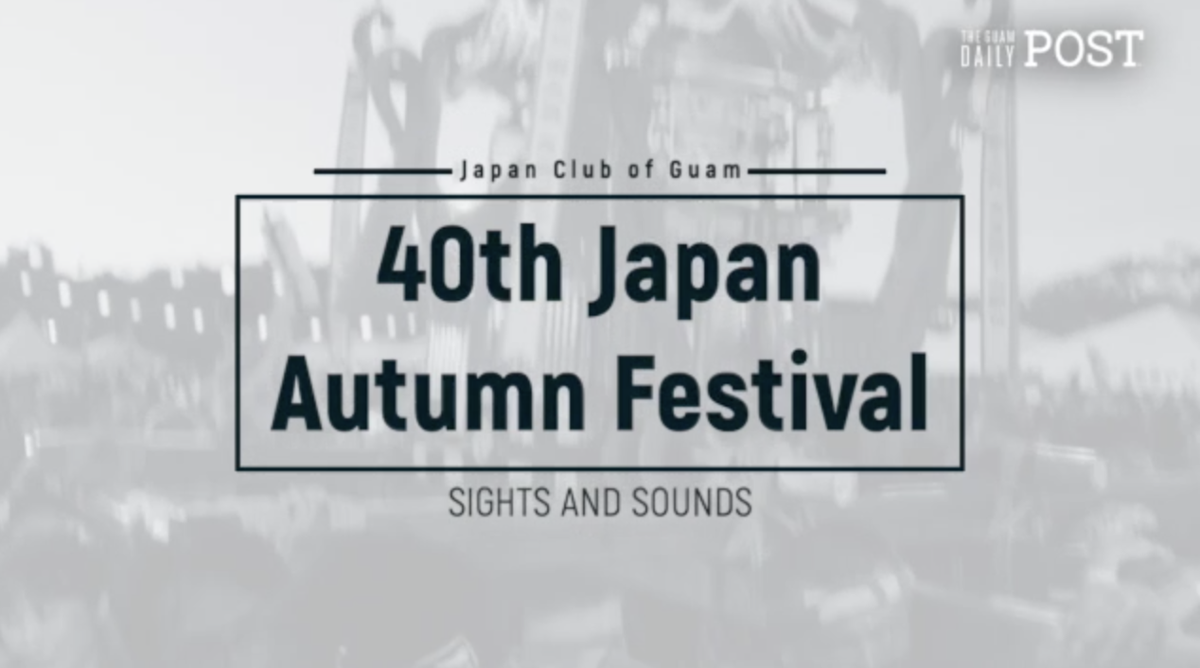 Guam celebrates Japanese Autumn Festival