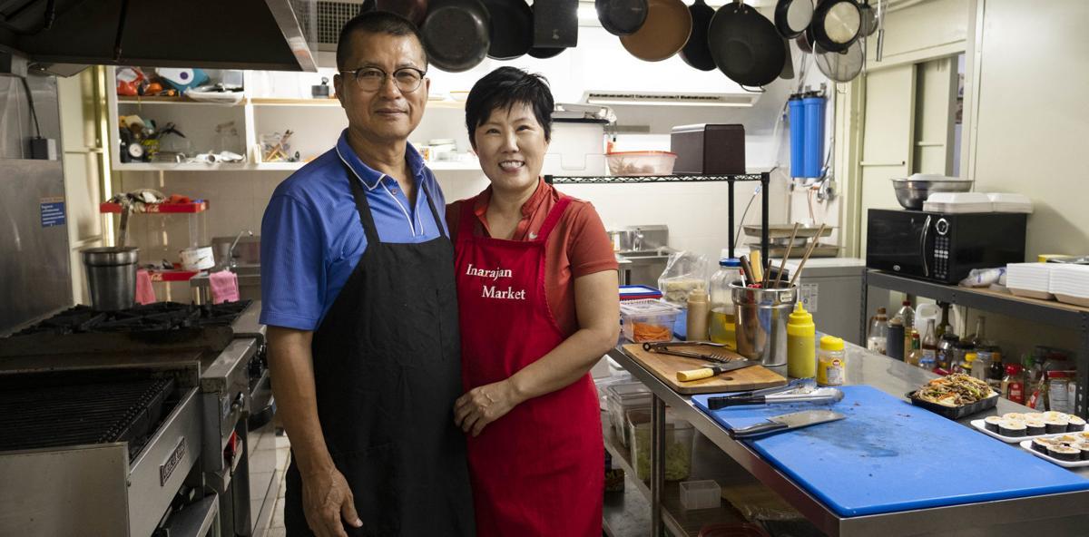 Family-style Korean cuisine meets views of paradise in Inarajan