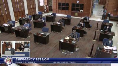 Senators pass bill on hazardous pay for GovGuam employees