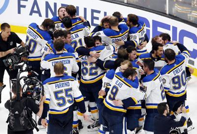 Blues end 52-year Cup drought